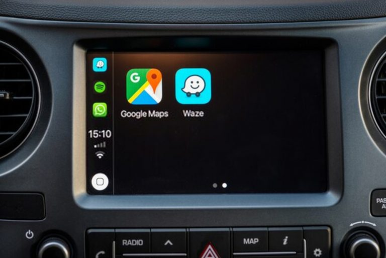 Waze vs. Google Maps